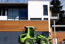 Green + Prefab Building and Living In Marin County / Learn How to build a green or prefab home in the Bay Area....and other cool green stuff!