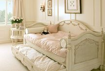 Little girl rooms / by Ashley Van Ness