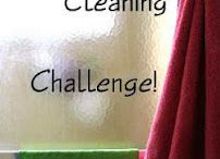 Cleaning / by Susan Wilbanks