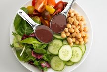 Low Calorie Side & Salad Recipes / Healthy low calorie salad and side-dish recipes