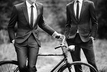 Mens Fashion / Loads of cool stuff I want to wear / by Jakob Kennedy