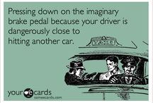 Car Humor / Take a break to laugh a bit about something we all know too well - driving!