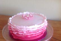 Sharyn's cakes