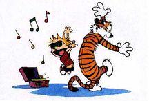 Gotta Love Calvin & Hobbes ㋡