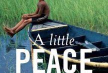 Peace... / Read about it...                  Practice it...                             Spread it!
