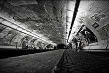 Jaurès (Métro Paris) / Photos (ré)épinglées depuis #Pinterest