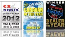 Adria caravans / Caravan holidays, great way to relax