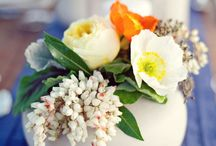 Inspirations: Small Vases / by Rose of Sharon Floral Designs