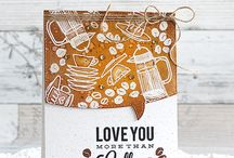 Cards: Coffee Theme