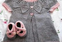 Babykleidung stricken