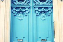 doors / by Isolde Uecker