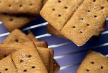 Food: Bread and Crackers