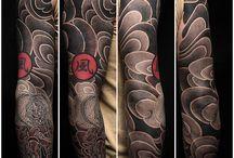 Japanese's Tattoo