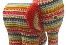 Crafts: Crochet Toys, Amigurumi / Crochet Toys & Amigurumi / by Motley Crafter