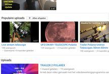 Polarex / Best telescoop on YouTube