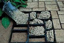Каменные дорожки