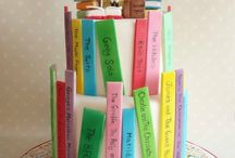 Georgia's book week cakes