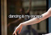 Dance / by Hannah Maunu
