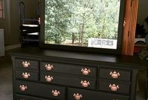 Artfully Created for Customers / Items and Furniture created and customized for our customers!  / by Artfully TLC