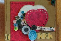 Sew lovely cards