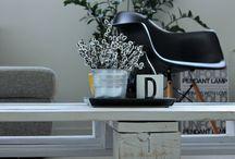 Living room/Scandinavian style