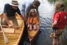 Wooden Kayak CA