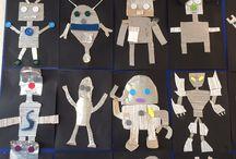 Knutselen robots