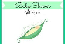 Baby Shower Gift Guide 2016 / Our annual Baby Shower Gift Guide. All the hot items for baby and mom for 2016!