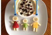 Завтрак детям