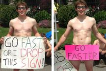 Triathlon Funnies : Simply Swim / Things to make you chuckle about triathlons. / by Simply Swim