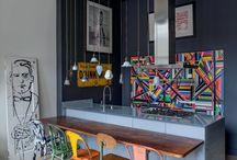 kuchnia & salon kolory++
