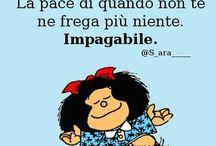 Mafalda / MAFALDAAAA