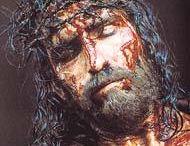 Gesus Christ makeup