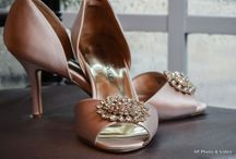 Bridal Shoes / Looking for shoe inspiration? Check out these hotties our brides chose!  All photos by Affordable Pro Photo & Video.