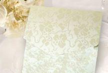 DIY Square Pocketfold Invitations - Make Your Own Wedding Invitations