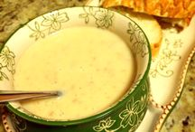 Soup-leek and spud
