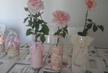 shabby decorating ideas / Decorazioni shabby chic
