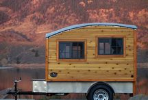 Teardrop trailers / by TLC Home Repair and Landscape