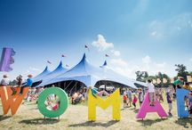 Womad Festival // Pop-up clothes shop / We're heading to Womad Festival this July! We can't wait for the glitter, wellies, music and the amazing festival atmosphere. We'll be there with our pop up shop, come and check out the awesome clothes we have for you!