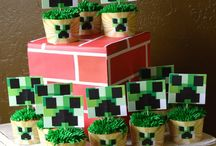 Party: Gavin's 8th Birthday Minecraft Party / by LW LH