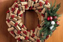 Craft with cork  tappi di sughero