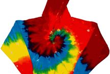 Back to School Clothes for Kids / Kids sizes tie dye clothing for back to school needs.