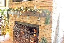 Hearth and Mantle / by The Not So Desperate Chef Wife
