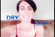 Dry Skin / All you need to know about dry skin, how to recognise it, how to nourish it and how to get your glow back!