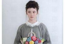 編み物 モチーフ