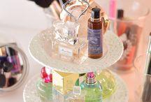 Decoração com Perfume