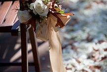 Floral Chair Decor / by Dawn Roberti
