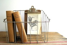 Home storage? / De-clutter, organize and make it look pretty
