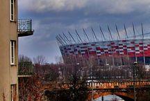 Stadion i balkony
