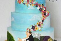 bicós esküvői torták